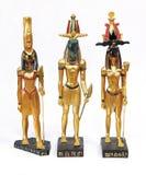 estátuas dos deuses Imagens de Stock Royalty Free