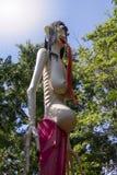 Estátuas dos fantasmas Imagens de Stock Royalty Free