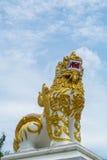 Estátuas em Ásia Imagens de Stock Royalty Free