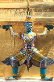 Estátuas gigantes Foto de Stock Royalty Free