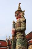 Estátuas gigantes do guardião Fotografia de Stock Royalty Free