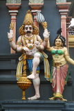 Estátuas Hindu Fotografia de Stock Royalty Free