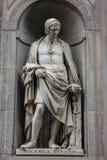 Estátuas italianas imagens de stock
