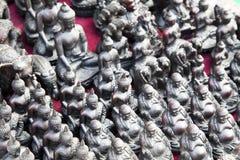 Estátuas nepalesas de Buddha Imagens de Stock
