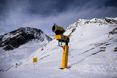 Estância de esqui foto de stock royalty free
