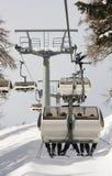 Estância de esqui Madonna Di Campiglio Imagens de Stock Royalty Free