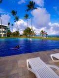 Estância de Verão tropical Fotos de Stock