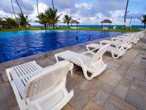 Estância de Verão tropical Foto de Stock