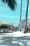 Estância de Verão tropical Imagens de Stock Royalty Free
