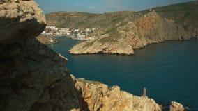 Estância turística na baía do mar filme