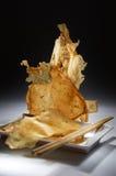Estómago de los pescados Foto de archivo
