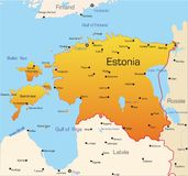 Estónia Fotos de Stock Royalty Free