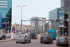 Estónia. Tallinn Imagens de Stock