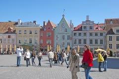 Estónia. Tallinn Foto de Stock Royalty Free