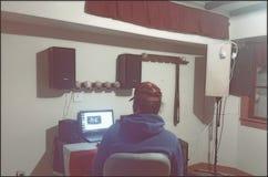 estúdio imagens de stock