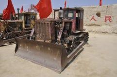 Estúdio cinematográfico ocidental do zhenbeipu de Ningxia, Imagem de Stock
