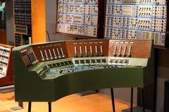 Estúdio de gravação audio Imagens de Stock