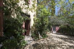 Estúdio de Paul Cezanne, Aix-en-Provence, França Imagem de Stock