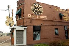 Estúdio de Sun Foto de Stock