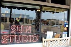 Estúdio de Sun Fotografia de Stock