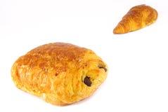 Estúdio disparado de pastelarias francesas Fotos de Stock Royalty Free