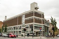 Estúdio do teatro nacional, Londres Foto de Stock Royalty Free