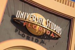 Estúdio universal em Orlando, Florida Fotografia de Stock