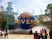 Estúdio universal Sentosa Singapura Imagens de Stock Royalty Free