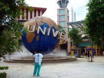 Estúdio universal Singapore Imagem de Stock