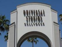 Estúdios universais Fotografia de Stock Royalty Free