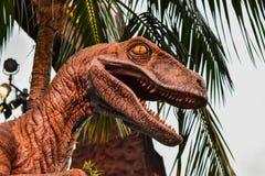 Estúdios universais de Jurassic Park foto de stock royalty free