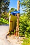 Estúdios universais Hollywood Park, Los Angeles, EUA fotografia de stock