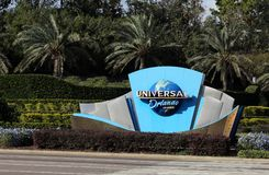 Estúdios universais Orlando Resort Imagem de Stock