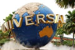Estúdios universais Singapore Imagem de Stock Royalty Free
