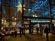 estação Foto de Stock