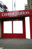 Estação central Imagem de Stock Royalty Free