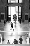 Estação central em Milão, Itay Imagem de Stock Royalty Free