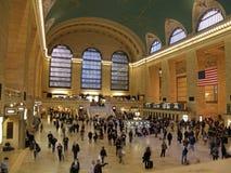 Estação central grande Imagem de Stock