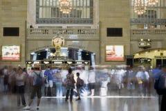 Estação central grande Imagens de Stock