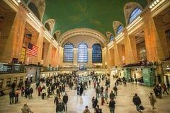 Estação central grande foto de stock