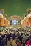 Estação central grande Fotos de Stock