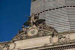 Estação central grande em New York City Imagens de Stock