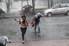 Estação da chuva em 3Sudeste Asiático foto de stock royalty free