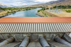 Estação da energia hidráulica de Aviemore foto de stock royalty free