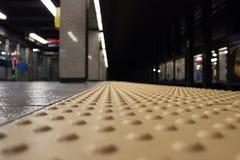 13a estação da rua Foto de Stock