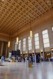 30a estação da rua em Philadelphfia, Pensilvânia Imagem de Stock Royalty Free