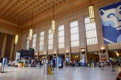 30a estação da rua em Philadelphfia, Pensilvânia Imagens de Stock