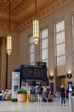 30a estação da rua em Philadelphfia, Pensilvânia Fotografia de Stock Royalty Free