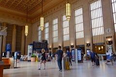 30a estação da rua em Philadelphfia, Pensilvânia Imagem de Stock