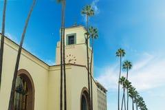 Estação da união em Los Angeles Fotografia de Stock Royalty Free
